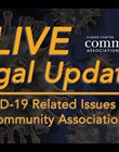 COVID-19 Related Issues for Illinois Community Associations